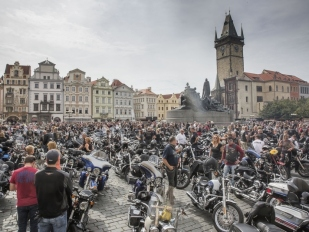 Tip na víkend: Prague Harley Days 2017