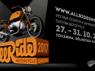 Tip na víkend: All Ride Show 2017
