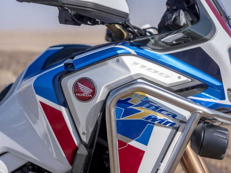 Honda CRF1100L Africa Twin a Adventure Sports 2020: se silnějším motorem - 56 - 2 2020 Honda Africa Twin Adventure Sports (13)