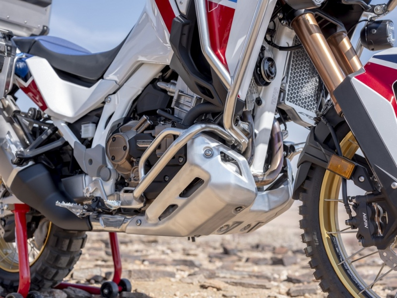 Honda CRF1100L Africa Twin a Adventure Sports 2020: se silnějším motorem - 58 - 2 2020 Honda Africa Twin Adventure Sports (20)