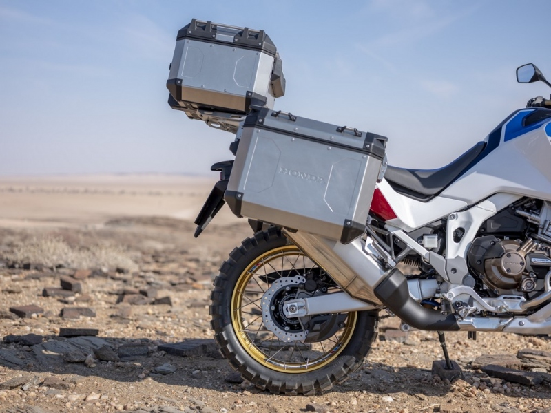 Honda CRF1100L Africa Twin a Adventure Sports 2020: se silnějším motorem - 61 - 2 2020 Honda Africa Twin Adventure Sports (26)