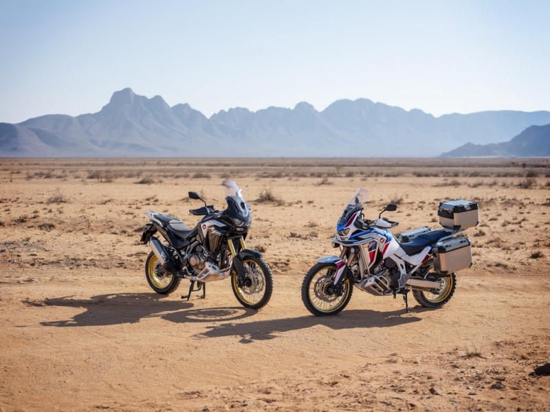 Honda CRF1100L Africa Twin a Adventure Sports 2020: se silnějším motorem - 50 - 2 2020 Honda Africa Twin Adventure Sports (1)