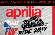 aprilia what the fun ride 2019