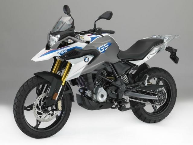 Bmw G310 Gs 2017 Mal 233 Enduro 215 Motoforum Cz