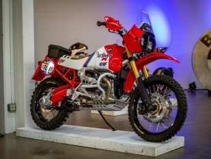 BMW R1200GS od Roland Sands Design