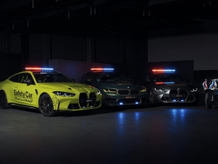BMW M3, M4 a M5 2021: safety car MotoGP