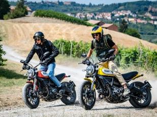 Ducati Scrambler Icon 2019  zábava zaručena ... ab347bab8f