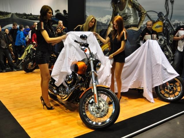 Harley-Davidson  odhalení novinek na Motosalonu × Motoforum.cz 37e896eae4