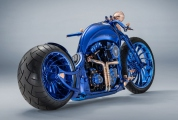 1 Harley Davidson Bucherer Blue edition (1)