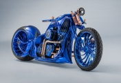 1 Harley Davidson Bucherer Blue edition (8)