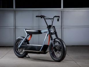 Harley-Davidson  koncept elektroskútru ... 390ed46f10