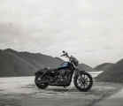 1 Harley Forty Eight Iron 2018 (2)