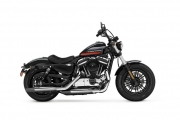 1 Harley Forty Eight Iron 2018 (5)