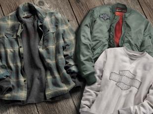 Harley-Davidson představuje originální podzimní kolekci oblečení ... 68ca702712