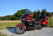 1 Honda GL1800 Gold Wing Deluxe 2015 test13