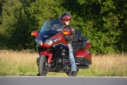 2 Honda GL1800 Gold Wing Deluxe 2015 test26