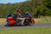 3 Honda GL1800 Gold Wing Deluxe 2015 test27