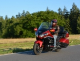 3 Honda GL1800 Gold Wing Deluxe 2015 test31