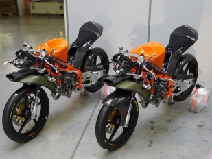 KTM míří do MotoGP