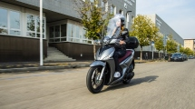 1 Kymco New People s 125i ABS (4)