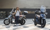 1 Kymco New People s 125i ABS (5)