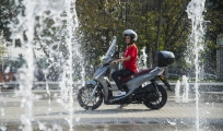 1 Kymco New People s 125i ABS (8)