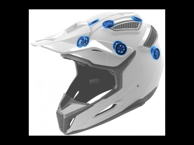 Hlavní obrázek k článku  Motocyklové přilby  současnost a budoucnost d1343df5fd