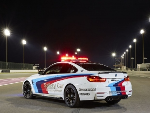 Bridgestone obouvá i Safety Car v MotoGP