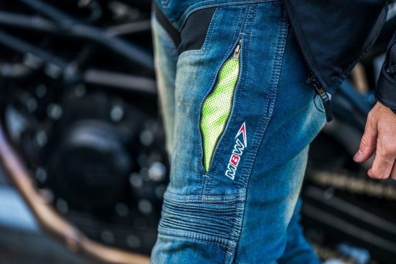 7177993430c X Test MBW Kevlar Jeans Mark  pánské džíny - 7 - 1 MBW kalhoty Mark test