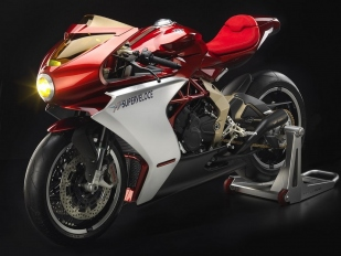 MV Agusta Superveloce 800: retro koncept superbiku