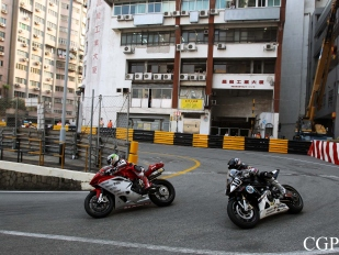 Roadracing: Macau GP 2010