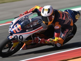 Red Bull Cup Assen: Pole si vyjel Tatay