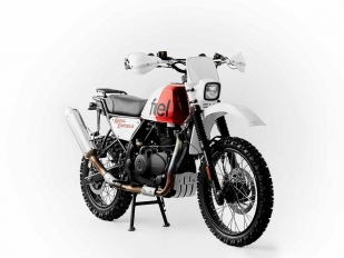 Royal Enfield Himalayan: Royal Rally 400 od Fuel