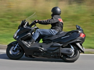Test Suzuki Burgman 650 Executive