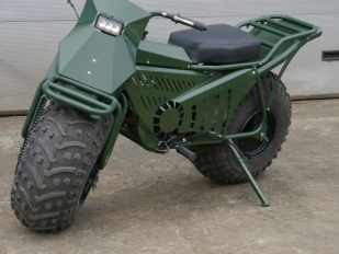 Taurus 2x2: off-road z Ruska