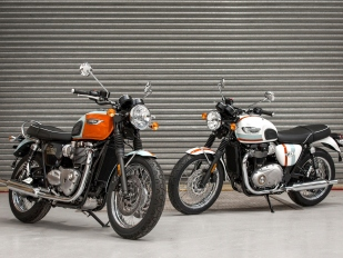 Triumph Bonneville T100 a T120: Spirit of '59