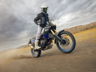 Yamaha Ténéré 700 World Raid: video z testování