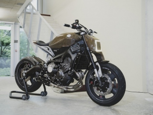 Yamaha XSR900 Dab Motors: The ALTER