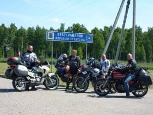 Estonia Tour 2011