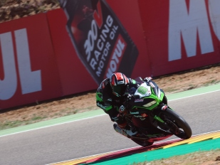 WorldSSP 300 - Aragón: Dominance Kawasaki
