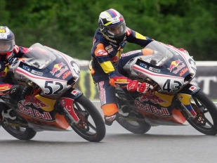 Red Bull Rookies Cup 2018 bez Brna!