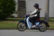 1 test Honda Super Cub C125 (1)